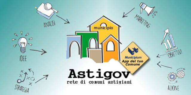 Astigov: project, adhesions, convention